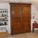 Armoire and other furnishing - main room