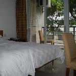 Photo de Saibao Apartment Hotel