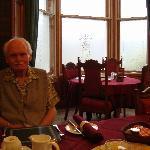 Breakfast room at Kinross House