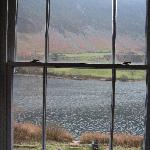 View from Mynydd Rugog room.