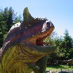 Carnotaurus (especie originaria de Argentina