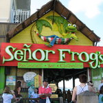 Señor Frog's resmi