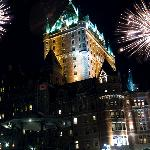 Quebec 400th New Years Eve