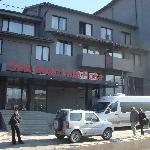 Villa Roka Entrance