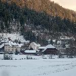 View of Menzensschwand village