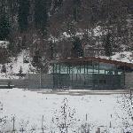 Radon Baths - Menzenschwand dare yourself to plunge from the snow