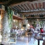 vue intérieur restaurant
