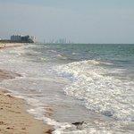 Beach and Gulf