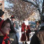 Dickens Christmas  - Santa