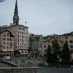St Moritz Dorf - Main Square