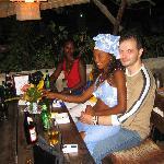 Geburtstagsparty im Safari Inn mit Josi