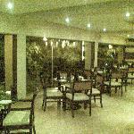 Fantastic restaurant on first floor
