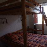 """La chambre """"familiale"""" d'à peine 10 m2"""