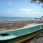 View from Caye Caulker