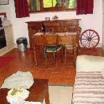per Camilla apartment Living Room