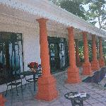 Terrace & private pool Master Suite #16, Villa Caletas