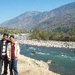 bank of Beas River