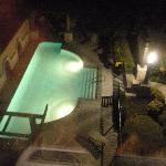 Pool Viewed From Room