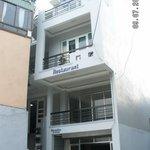 Suoi Cat Hotel, Dalat - Front View