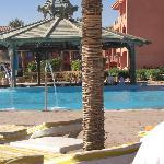 Heated Pool & Pool Bar