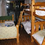 One of the boys & girls shared rooms