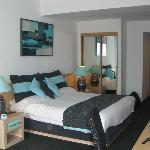 Zimmer 502 - Junior Suite