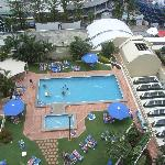 Paradise Centre Apartments Photo