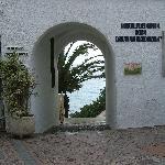 Paseo de los Carabineros - Entrance near the Balcón de Europa