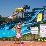 More slides at the waterpark