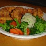 kids chicken at Drago's