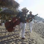 Musiciens de plages