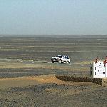 incrocio di piste fuori dallo Chevaleir Solitaire
