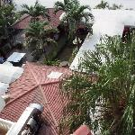 Balcony view - residence Garden