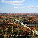 View #1 with Thousand Islands Bridge