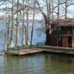 The big cabin by the lake