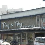 Ting and Ting supermarket - Kuching