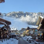 Main Apres Ski Street