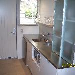 Kitchenette, mini bar, fridge, washing machine etc.