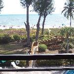 Pine Cove #303 lanai view