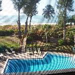 Pine Cove #303 pool