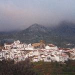 Cartajima (Los Castonos is to right of church)