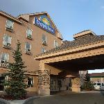ホテルの概観