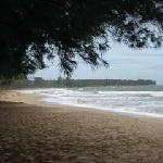 Beach view at Laem Kum