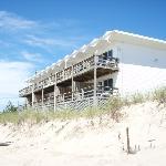 beach dune outside