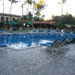 Main pool at Playa Mazatlan Hotel