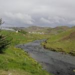 das Tal oberhalb von Hveragerði