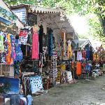 Market in Sosua
