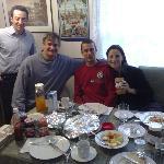 la colazione con lonnie!
