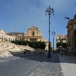 The main street in Noto, Corso Vittorio Emanuele