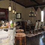 living/kitchen, dining of 3 BR prez